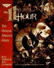 The 11th Hour: The Sequel to the 7th Guest: The Official Strategy-ExLibrary