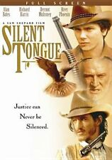 Silent Tongue 0031398174882 With River Phoenix DVD Region 1