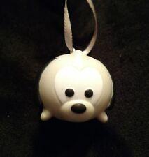 Disney Tsum Tsum Black and White Pluto Christmas Ornament LE
