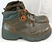 Wolverine F2413-11 Merlin Waterproof Steel Toe Work Safety Boot Men's U.S. 8.5 M