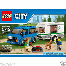 LEGO® CITY Van & Caravan 60117 (A+/A)