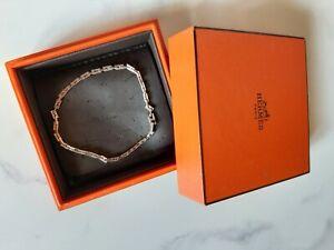 Accessoires HERMES bracelet ARGENT MASSIF - vintage silver Bracelet