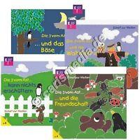 CD-Set: DIE DREI VOM AST - Box 2 (4 CDs - Folge 5 - 8) Hörspiel *NEU* °CM°