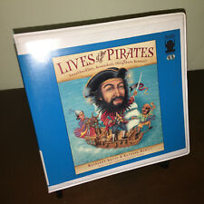 Lives of the Pirates by Kathleen Krull & Kathryn Hewitt, Unabridged