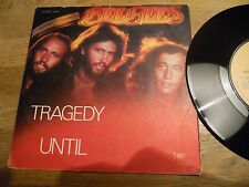 THE BEE GEES TRAGEDY / UNTIL RSO RECORDS 1979 LIMITED NORDIC EDITION NCB SCARCE*