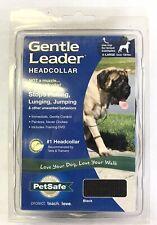 Premier PetSafe Gentle Leader Head Collar XL 60-130lb Black Training CD Instr.