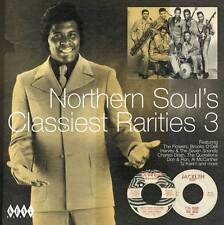 Northern Soul's Classiest Rarities 3 (CDKEND 295)