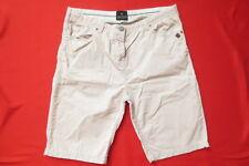 Bermuda Short Damen Maison Scotch 30 beige sand 100% Baumwolle kurze Hose Sommer