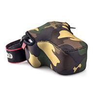 Neoprene Pouch Camera Protection Cover Case Bag for DSLR Camera Nikon Canon Sony