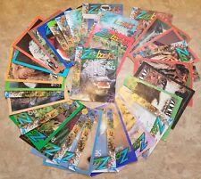 Zoobooks Zoo books Lot 32 teacher home school science nature school classroom