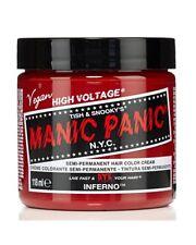 Manic Panic Classic Hair Dye Color Inferno Vegan 118ml Manic-Panic