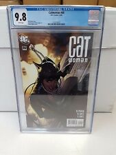 Catwoman #80, CGC, 9.8/NM to Mint, Adam Hughes Cover