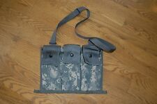 US ARMY NEW BANDOLEER ACU DIGITAL CAMO AMMUNITION POUCH USGI