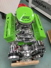 350 Crate Motor 430hp Ac Roller Chevy Turnkey Crate Engine 383 406 454 396 383