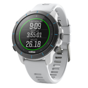 Wahoo Elemnt RIVAL - Multi SPORTS GPS Watch Kona White