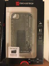 NEW FreshFiber Apple Iphone 4/4S Double Mesh Case 3D Hard Nylon Case