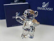 Brand New SWAROVSKI SILVER CRYSTAL 2010 ANNUAL KRIS BEAR 1054561 MINT IN BOX