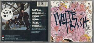 White Trash by White Trash (CD, Jun-1991, Elektra (Label))