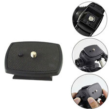 For DSLR SLR Camera Quick Release Plate Tripod Head Screw Adapter Mount