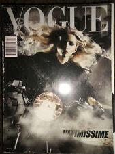 Vogue Italia 9/2005 Gemma Ward Julia Stegner Karen Elson Sasha Pivovarova Meisel