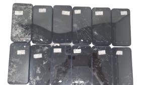 "12 Lot ZTE Warp 4G N9510 8GB Boost Mobile Need Repair Wholesale Android 4.5"""