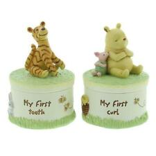 Disney First Tooth/Curl Sets Baby Christening Gifts