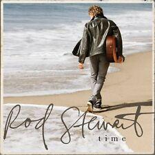 ROD STEWART - TIME: CD ALBUM (2013)