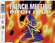 FRENCH MEETING  - PITCH IT UP - CD MAXI 4T -  jewel case - 1998 - TRES RARE