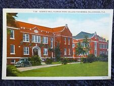 1930's Science Hall, State College for Women in Tallahassee, Fl Florida PC