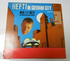 1966 Neil Hefti In Gotham City LP Batman Theme MONO RCA Victor LPM-3621 EX+/VG+