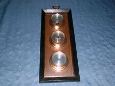 Vintage 1960-70S Springfield Barometer