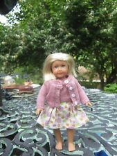 American Girl Kit Mini Doll 6 Inches tall & full size  Book