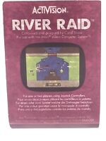 RIVER RAID by ACTIVISION for Atari 2600 ▪︎ CARTRIDGE ONLY