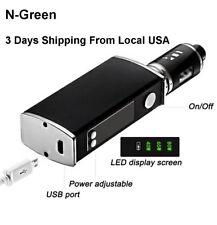 Black Bigbox 80W Electronic E Pen Cigarettes Vape Boxed LED Display Hookah Vapor