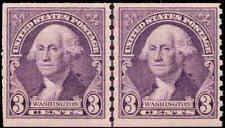 United States - Scott #721 - Pair - Unused - Mnh - Og (y128)