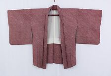 羽織 Haori japonais - Veste soie - Shibori - Made in Japan 1440