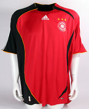 DFB Deutschland Trikot Shirt WM 2006 rot AWAY Gr. 2XL TOP