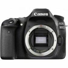Canon EOS 80D 24.2MP Fotocamera Reflex Digitale SOLO BODY USATO