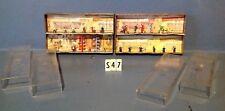 (S47) Lot 4 boites figurines Arnold Trix Piccolo ech : N