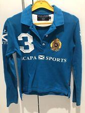 Langarm Polo Scapa Sports Gr. XS