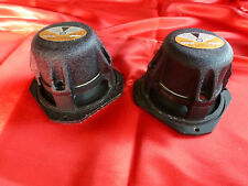 One PAIR JBL LE5-2 AlNiCo midrange for L112 L36 L50 L100 4310 4311 4312 L212 L65