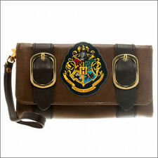 New Harry Potter™ Official Wallet Purse Hogwarts Castle Crest Satchel Fold UK