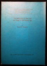 1975 ARCHEOLOGY MINING SETTLEMENT OF THE SINAI & NEGEV BRONZE AGE