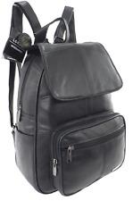 Large Ladies Genuine Real Leather Backpack Rucksack Shoulder Bag Fashion Handbag