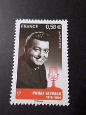 FRANCE 2013 timbre 4811, CELEBRITE' TELEVISION, SABBAGH, neuf**, MNH CELEBRITY