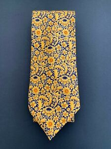 Brioni Traditional Seta Silk Men's Tie Italy