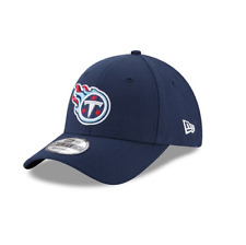 New era 9FORTY NFL Tennessee Titans la Ligue Marine Incurvé Peak Baseball Cap