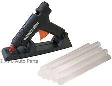 Alámbrico Inalámbrico Hobby Craft Adhesivo 230v Pistola De Pegamento 52 Palos Plástico Madera Metal