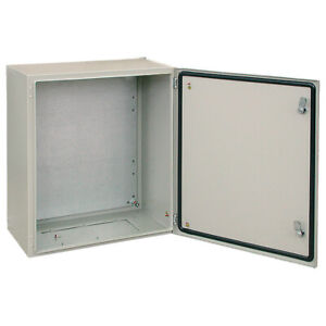 Metal Electrical Cabinet (250 x 200 x 150mm)