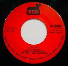 PAUL HUMPHREY & HIS COOL AID CHEMISTS~Cool Aid ✦ Funk Soul 45~LIZARD X-21006